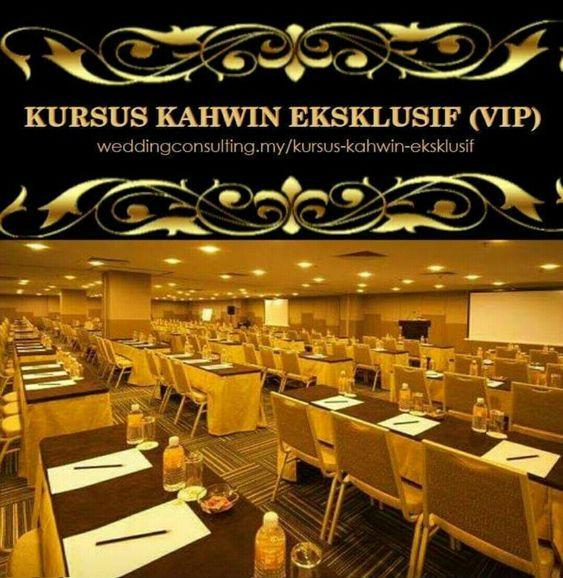 Kursus Kahwin Eksklusif (VIP)