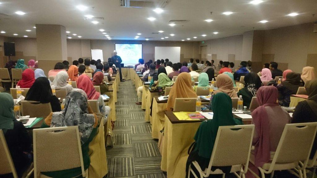 Kursus Kahwin Hotel Pudu Plaza, Kuala Lumpur